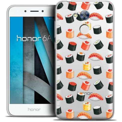 "Coque Crystal Gel Huawei Honor 6A (5"") Extra Fine Foodie - Sushi"
