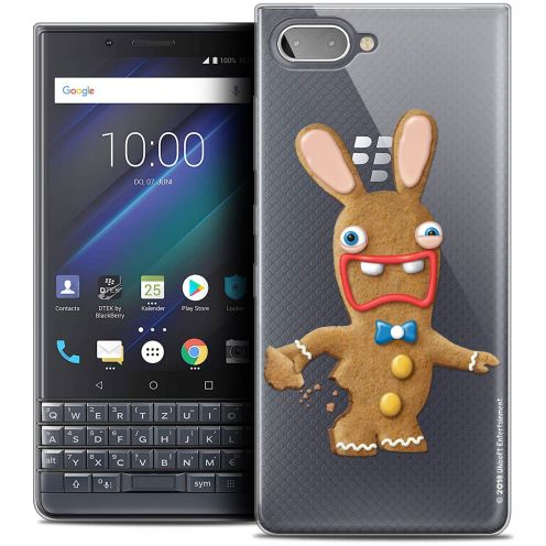 "Coque Gel BlackBerry Key2 LE (4.5"") Extra Fine Lapins Crétins™ - Cookie"