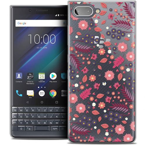"Coque Crystal Gel BlackBerry Key2 LE (4.5"") Extra Fine Spring - Printemps"