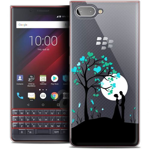"Coque Crystal Gel BlackBerry Key2 LE (4.5"") Extra Fine Love - Sous l'arbre"