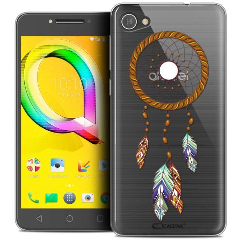 "Coque Crystal Gel Alcatel A5 LED (5.2"") Extra Fine Dreamy - Attrape Rêves Shine"