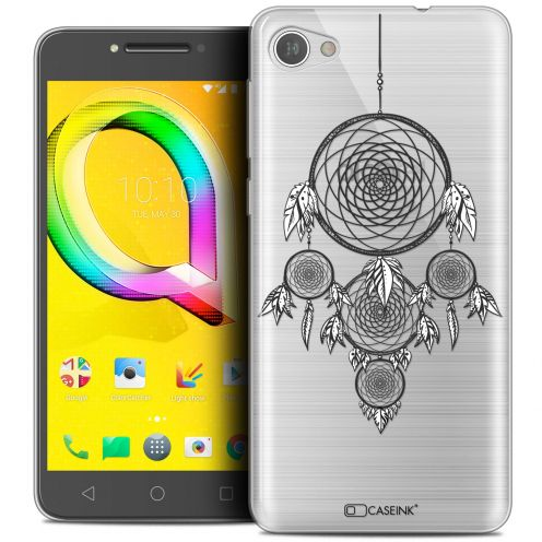"Coque Crystal Gel Alcatel A5 LED (5.2"") Extra Fine Dreamy - Attrape Rêves NB"