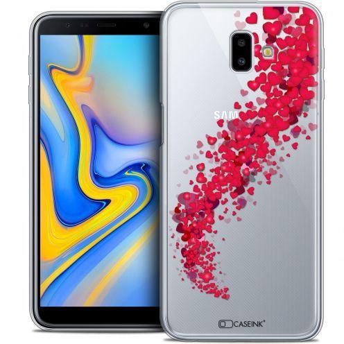 """Coque Crystal Gel Samsung Galaxy J6 Plus J6+ (6.4"""") Extra Fine Love - Tornado"""