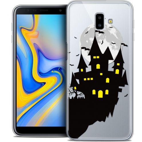 """Coque Crystal Gel Samsung Galaxy J6 Plus J6+ (6.4"""") Extra Fine Halloween - Castle Dream"""
