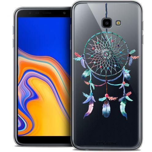 """Coque Crystal Gel Samsung Galaxy J4 Plus J4+ (6"""") Extra Fine Dreamy - Attrape Rêves Rainbow"""