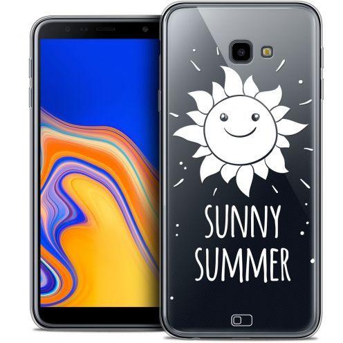"""Coque Crystal Gel Samsung Galaxy J4 Plus J4+ (6"""") Extra Fine Summer - Sunny Summer"""