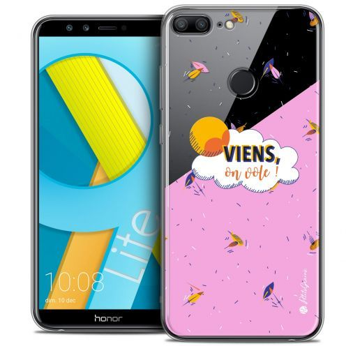 "Coque Gel Huawei Honor 9 LITE (5.7"") Extra Fine Petits Grains® - VIENS, On Vole !"
