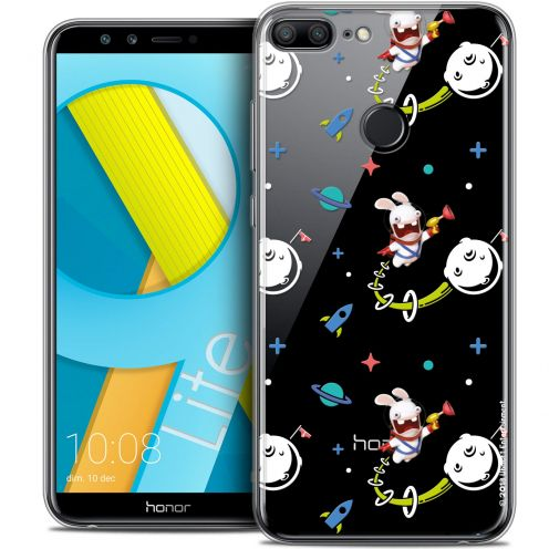 "Coque Gel Huawei Honor 9 LITE (5.7"") Extra Fine Lapins Crétins™ - Space 2"