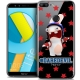 "Coque Gel Huawei Honor 9 LITE (5.7"") Extra Fine Lapins Crétins™ - Dare Devil"