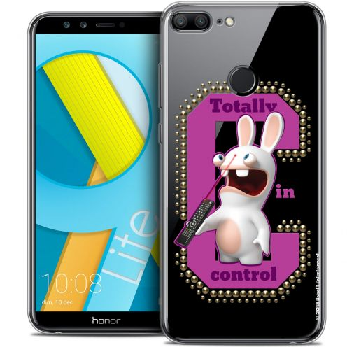 """Coque Gel Huawei Honor 9 LITE (5.7"""") Extra Fine Lapins Crétins™ - In Control !"""