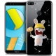 "Coque Gel Huawei Honor 9 LITE (5.7"") Extra Fine Lapins Crétins™ - Breaker"