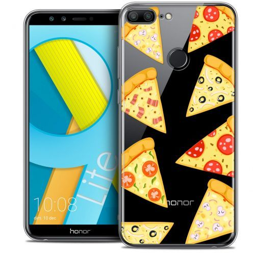 "Coque Crystal Gel Huawei Honor 9 LITE (5.7"") Extra Fine Foodie - Pizza"