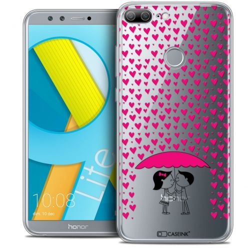 "Coque Crystal Gel Huawei Honor 9 LITE (5.7"") Extra Fine Love - Pluie d'Amour"