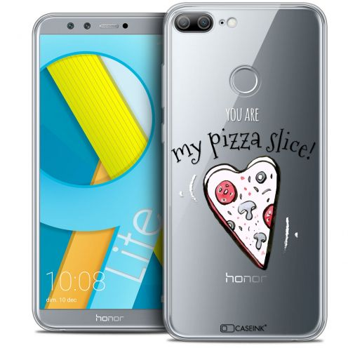 "Coque Crystal Gel Huawei Honor 9 LITE (5.7"") Extra Fine Love - My Pizza Slice"