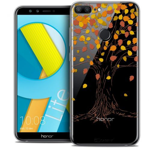 "Coque Crystal Gel Huawei Honor 9 LITE (5.7"") Extra Fine Autumn 16 - Tree"