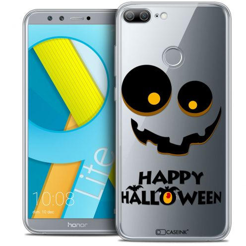 "Coque Crystal Gel Huawei Honor 9 LITE (5.7"") Extra Fine Halloween - Happy"