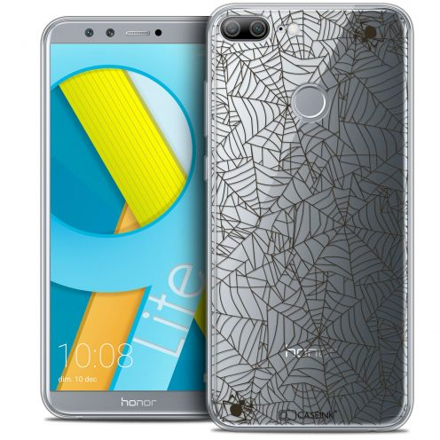 "Coque Crystal Gel Huawei Honor 9 LITE (5.7"") Extra Fine Halloween - Spooky Spider"