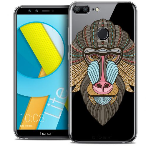 """Coque Crystal Gel Huawei Honor 9 LITE (5.7"""") Extra Fine Summer - Babouin"""