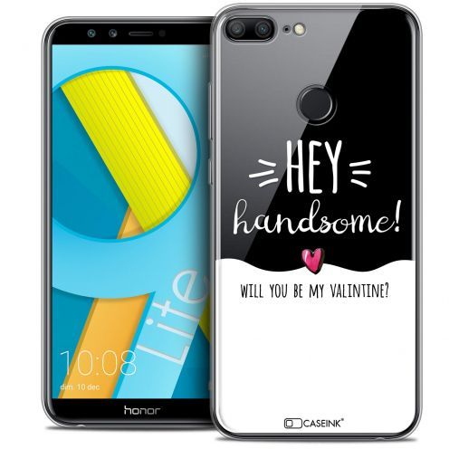 "Coque Crystal Gel Huawei Honor 9 LITE (5.7"") Extra Fine Love - Hey Handsome !"