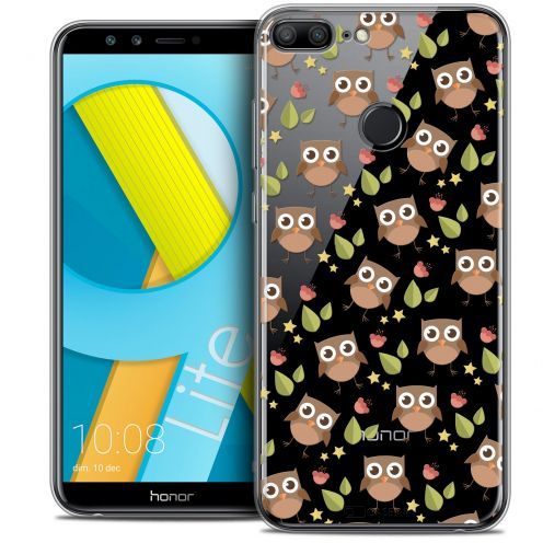 "Coque Crystal Gel Huawei Honor 9 LITE (5.7"") Extra Fine Summer - Hibou"