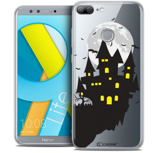 "Coque Crystal Gel Huawei Honor 9 LITE (5.7"") Extra Fine Halloween - Castle Dream"