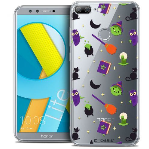 "Coque Crystal Gel Huawei Honor 9 LITE (5.7"") Extra Fine Halloween - Witch Potter"