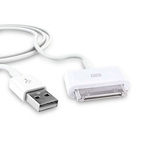 Câble de synchronisation origine Apple MA591G 1.0M Blanc - iPhone 3/4/4s iPad 2/3