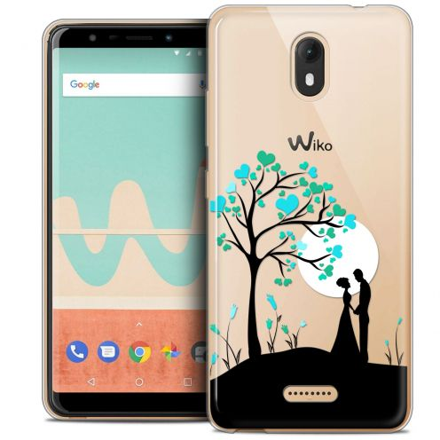 """Coque Crystal Gel Wiko View GO (5.7"""") Extra Fine Love - Sous l'arbre"""