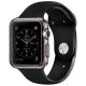 Visuel supplémentaire de Coque Clear Frame Extra Fine Fumée pour Apple Watch 38mm