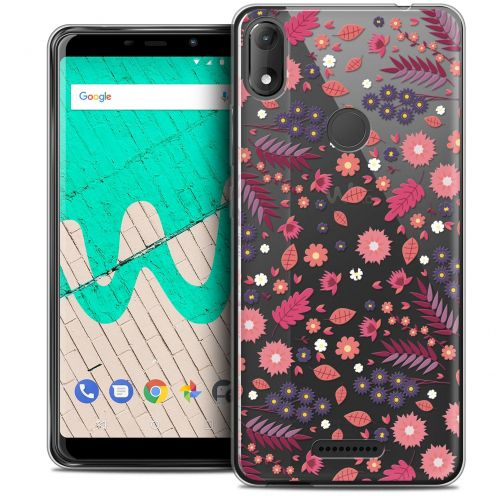 """Coque Crystal Gel Wiko View MAX (5.7"""") Extra Fine Spring - Printemps"""