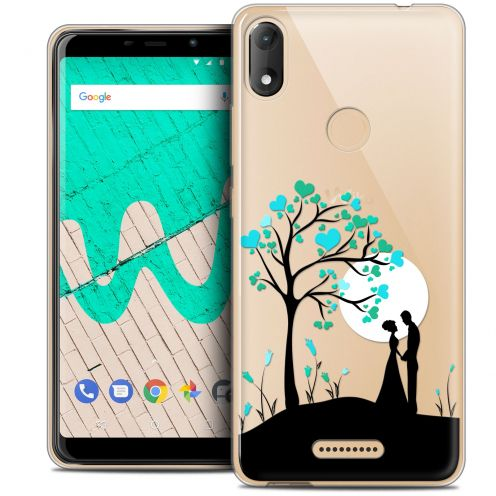 """Coque Crystal Gel Wiko View MAX (5.7"""") Extra Fine Love - Sous l'arbre"""