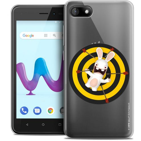 """Coque Gel Wiko Sunny 3 (5"""") Extra Fine Lapins Crétins™ - Target"""