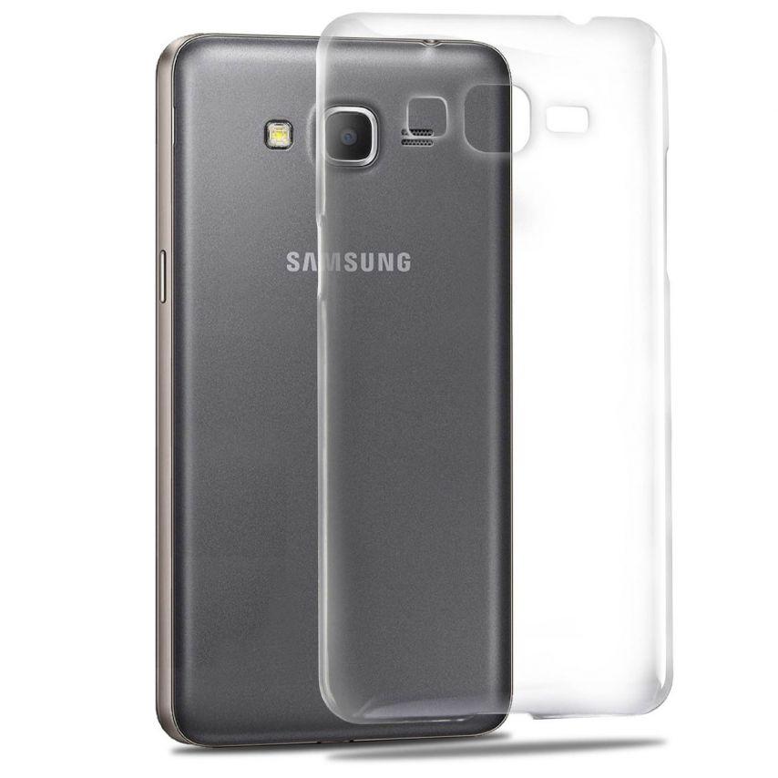 Visuel unique de Coque Samsung Galaxy Grand Prime Crystal Extra Fine Transparente