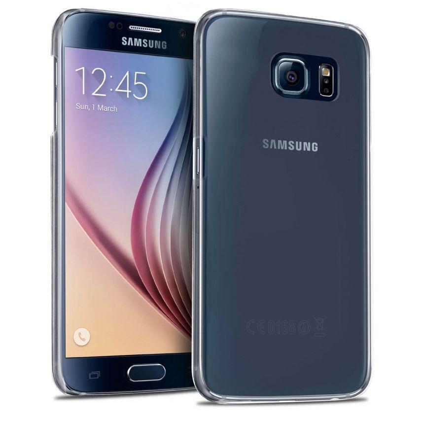Visuel supplémentaire de Coque Samsung Galaxy S6 Crystal Extra Fine Transparente