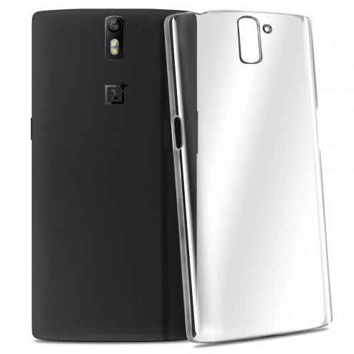 Visuel supplémentaire de Coque OnePlus One Crystal Extra Fine Transparente