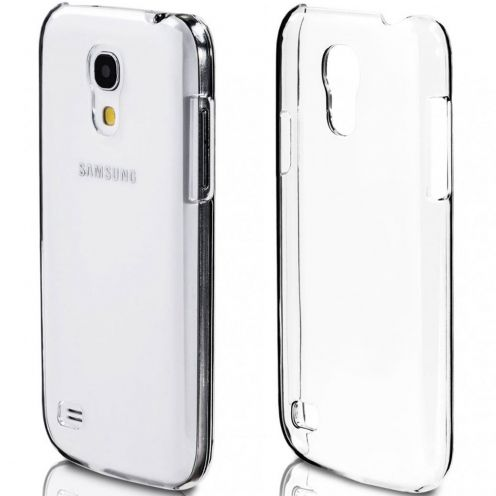 Visuel unique de Coque Samsung Galaxy S4 Mini Crystal Extra Fine Transparente