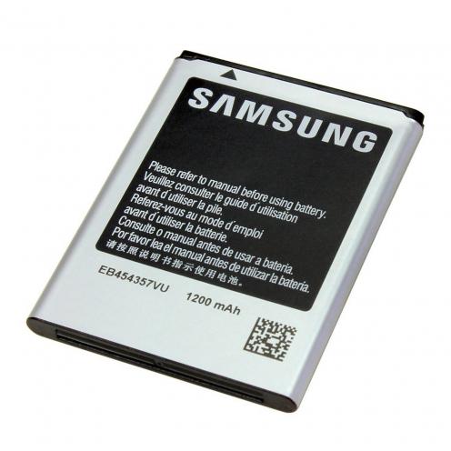 Vue détaillée de Batterie d'Origine Samsung EB454357VU Pour Galaxy Y (1200 mAh)