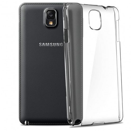 Coque Samsung Galaxy Note 3 Crystal Extra Fine Transparente