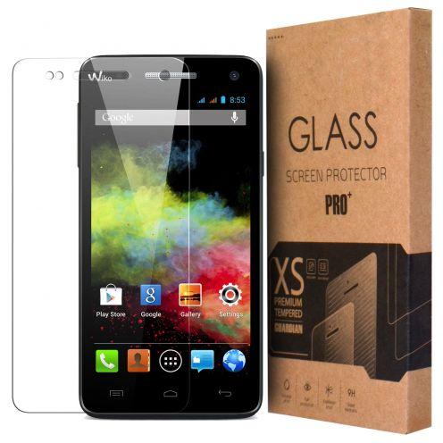 Protection d'écran Verre trempé Wiko Rainbow / 4G - 9H Glass Pro+ HD 0.33mm 2.5D