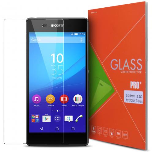 Protection d'écran Verre trempé Sony Xperia Z3+ / Plus - 9H Glass Pro+ HD 0.33mm 2.5D