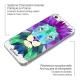 Visuel unique de Coque Crystal iPhone 5/5S Extra Fine Polygon Animals - Lion