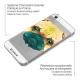 Visuel unique de Coque Crystal iPhone 5/5S Extra Fine Polygon Animals - Chien