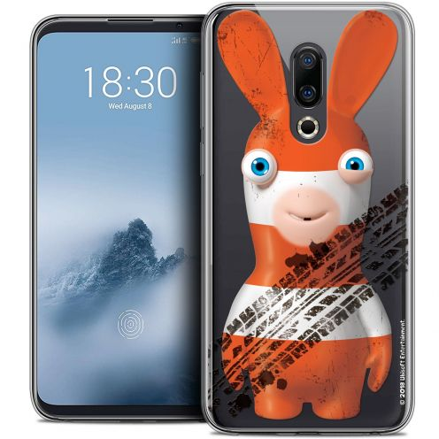 """Coque Gel Meizu 16 (6"""") Extra Fine Lapins Crétins™ - On the Road"""