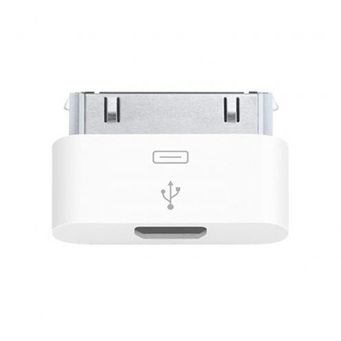 Adaptateur micro USB vers 30 Broches Origine Apple MD099