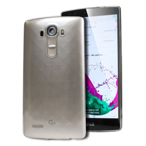 Coque Ultra Fine 0.5mm Souple Crystal Clear View pour LG G4