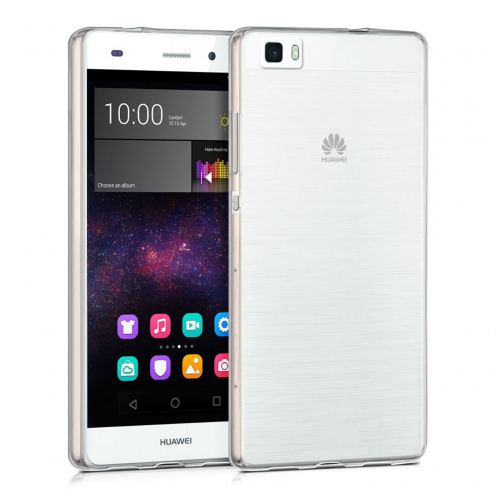 Coque Huawei P8 Lite Ultra Fine 0.5mm Souple Crystal Clear View