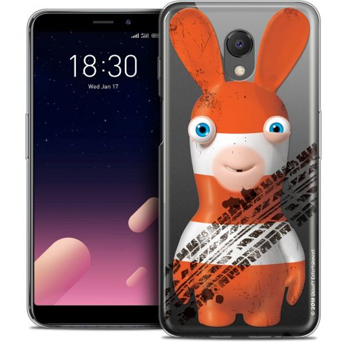 """Coque Gel Meizu M6s (5.7"""") Extra Fine Lapins Crétins™ - On the Road"""