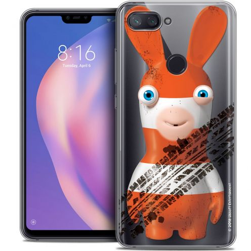 """Coque Gel Xiaomi Mi 8 LITE (6.26"""") Extra Fine Lapins Crétins™ - On the Road"""