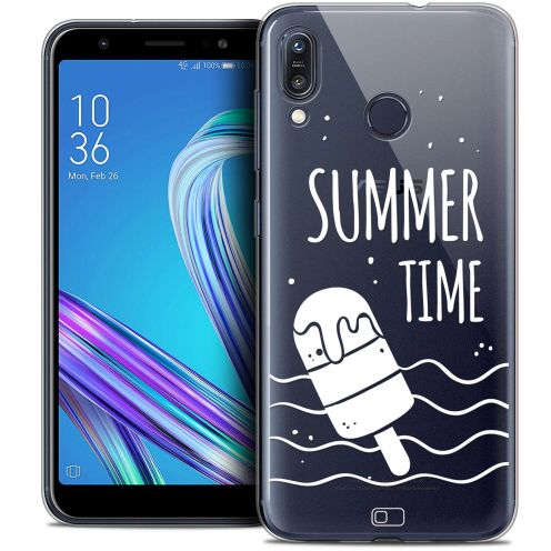 "Coque Crystal Gel Asus Zenfone Max (M1) ZB555KL (5.5"") Extra Fine Summer - Summer Time"
