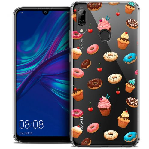 "Coque Crystal Gel Huawei P Smart 2019 (6.21"") Extra Fine Foodie - Donuts"